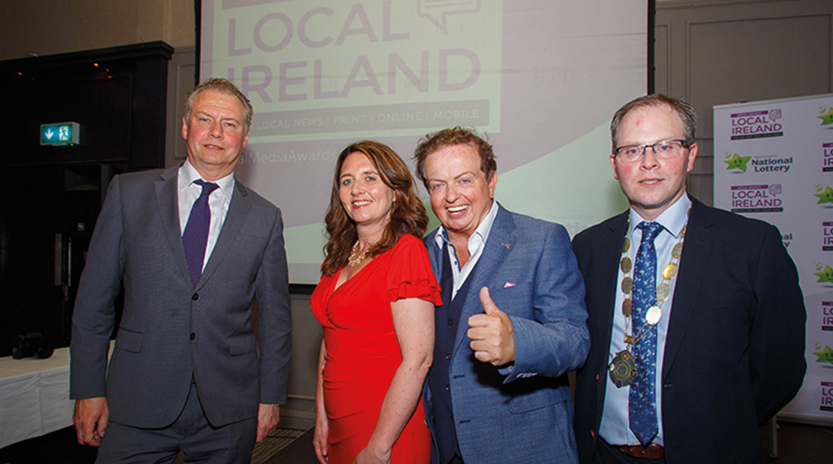 Local journalism celebrates as 12 media titles scoop awards at 4th Local Ireland Annual Media Awards