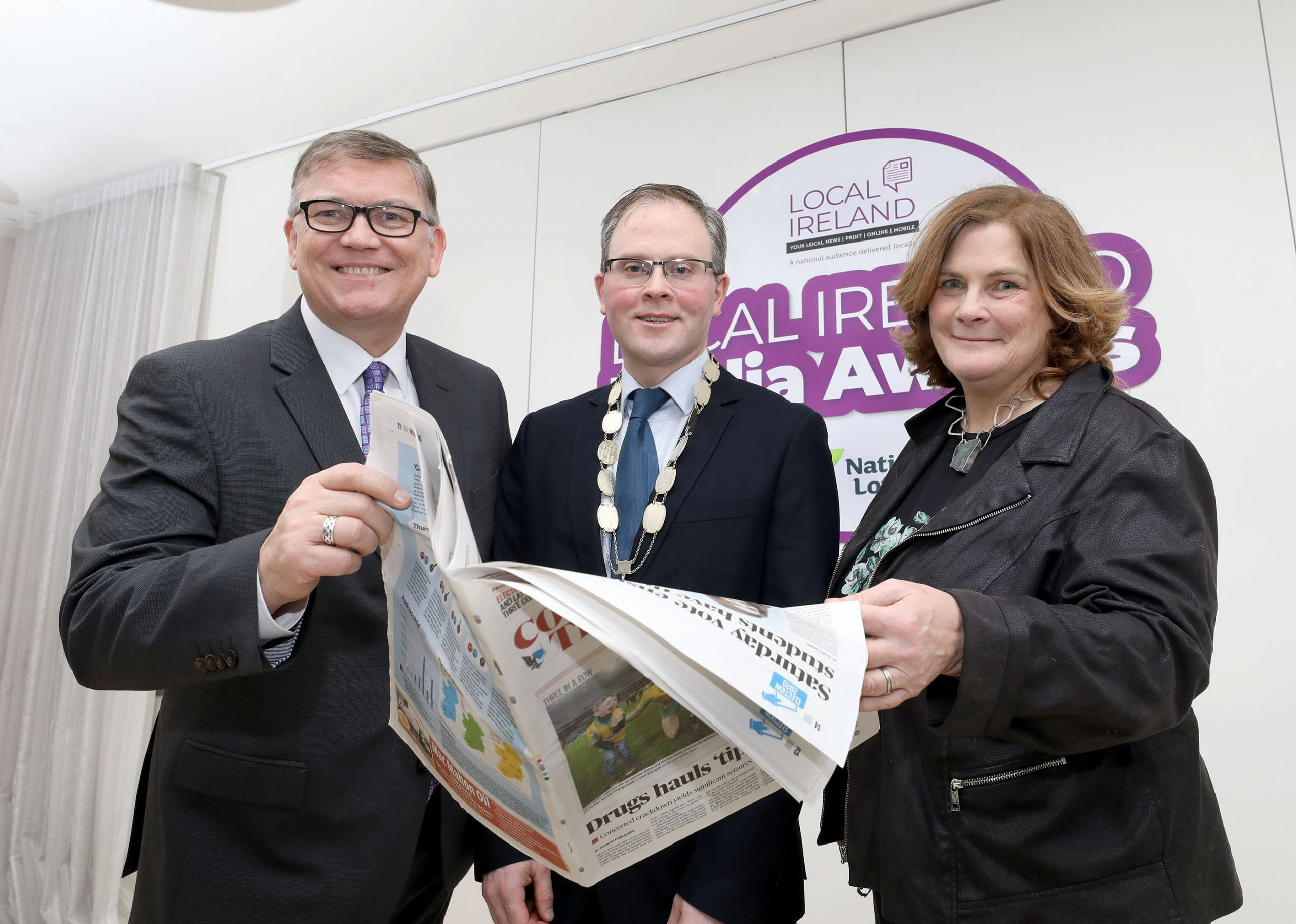 Applications Open For Local Ireland Media Awards