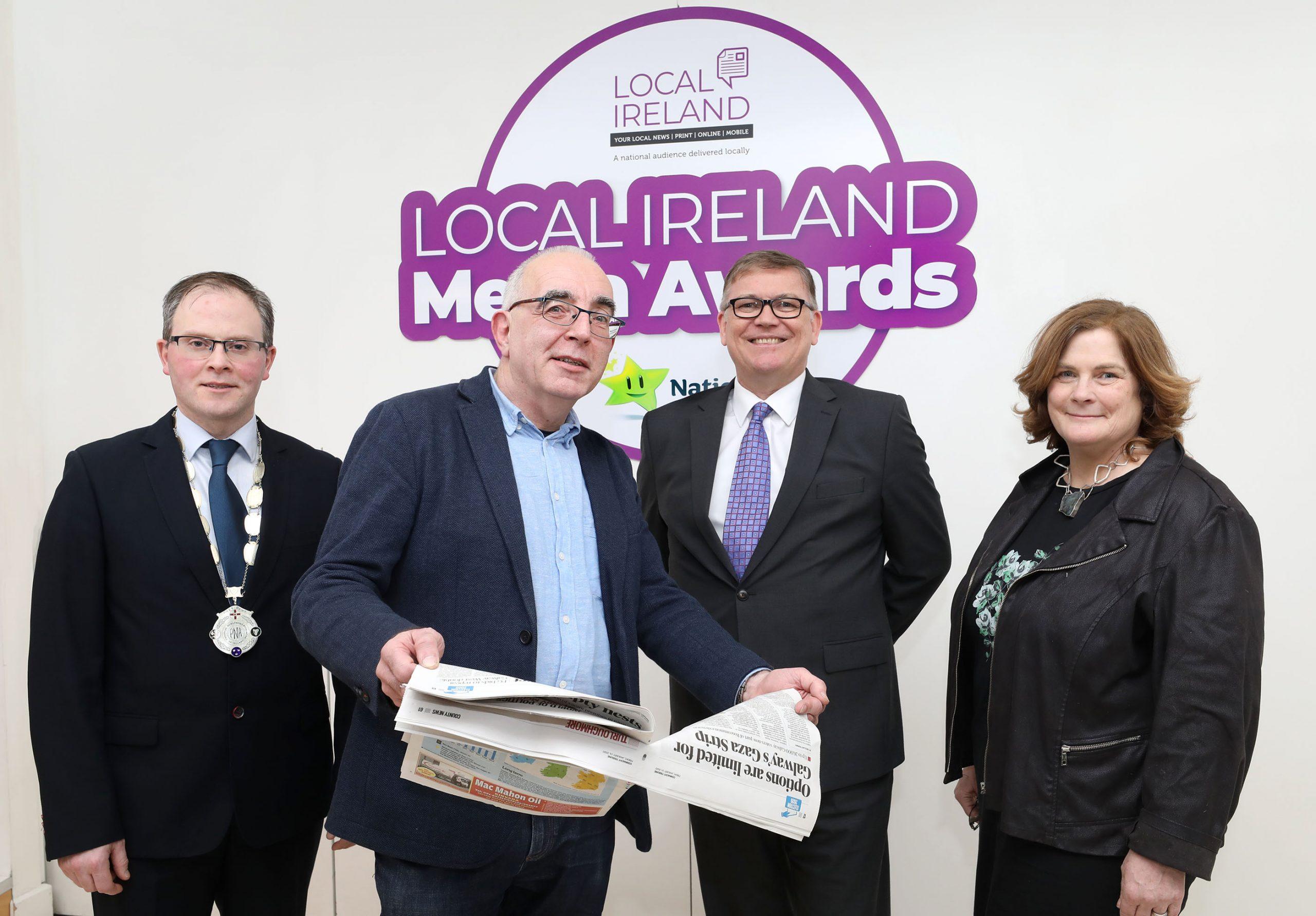 Local Ireland Media Awards Video